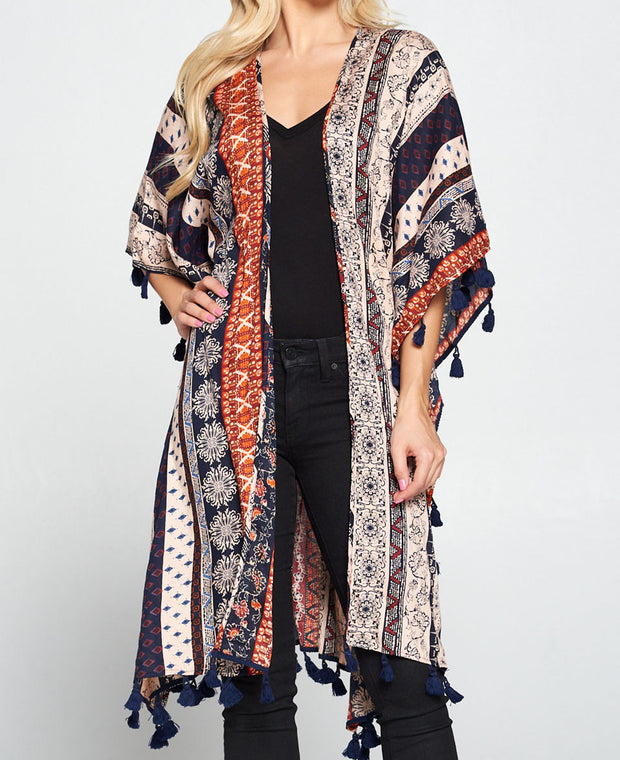 Inspired Duster Wrap