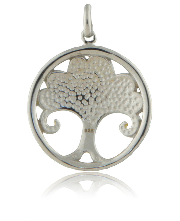 Swarovski Tree of Life Pendant