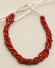 Red Rope Necklace
