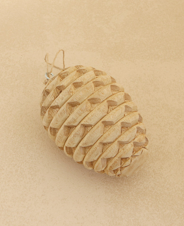 Tree Cone Ornaments