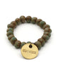 Eco-Friendly Beaded Gratitude Bracelet, Haiti