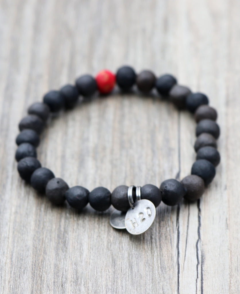 Men's Eco-Friendly Vegan Bracelet, Haiti