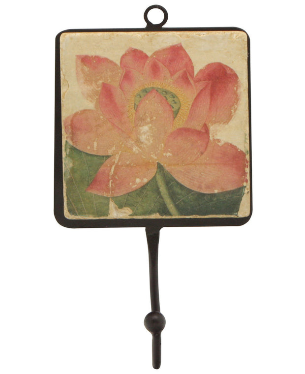 Lotus Fresco Coat Hook