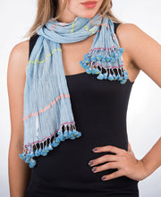 Fair Trade Tassel Scarf