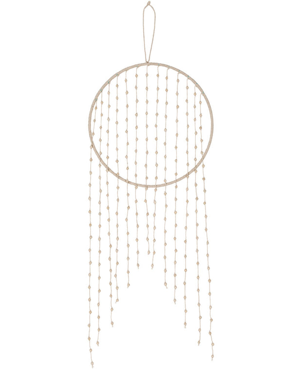 Dotted Lines Modern Dream Catcher