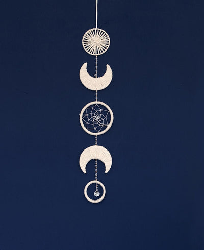 Lunar Moon Dreamcatcher