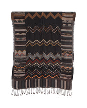 Wool Tribal Shawl