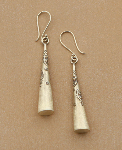 Thai Cone Earrings