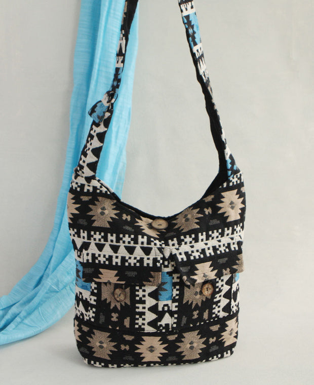 Tribal Weave Bag