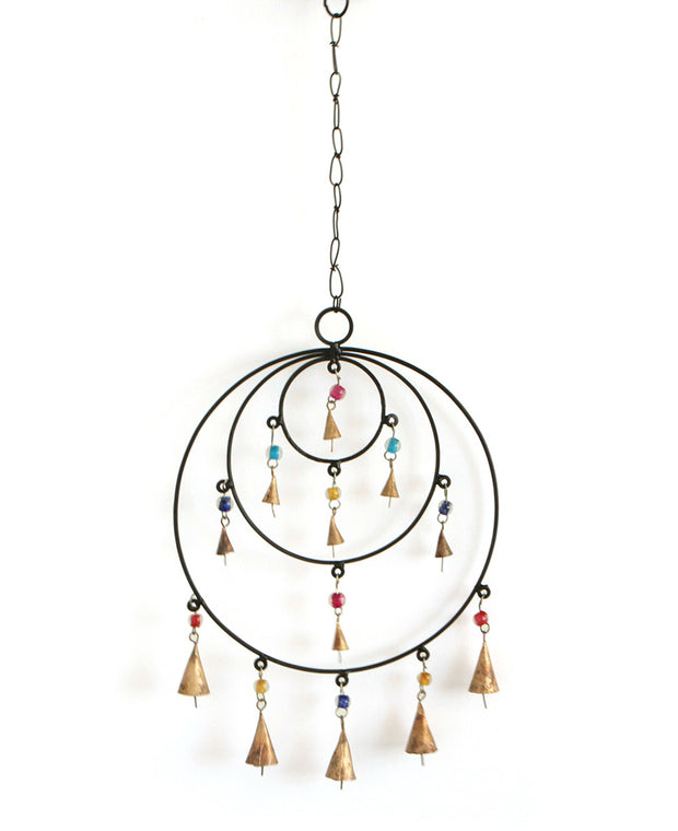 Beaded Halo Chime