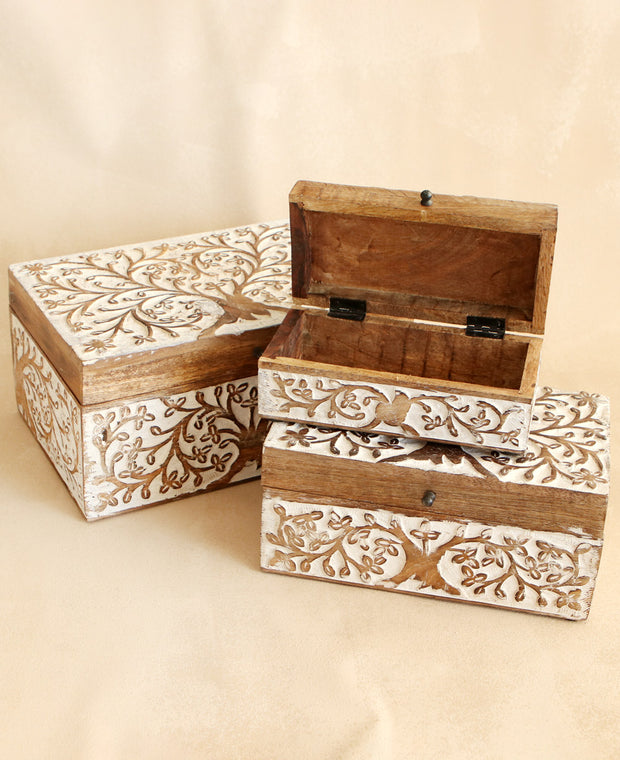 Tree of Life Stacking Boxes