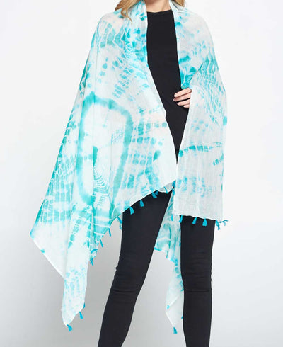 Sea Green Scarf