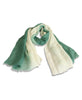 Ombre Chroma Scarf in Sage, India