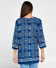 Cotton Voile Tunic
