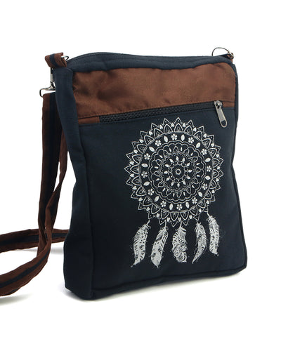 Dreamcatcher Crossbody Bag