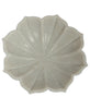 Marble Indian Lotus Bowl, Decorative Centerpiece