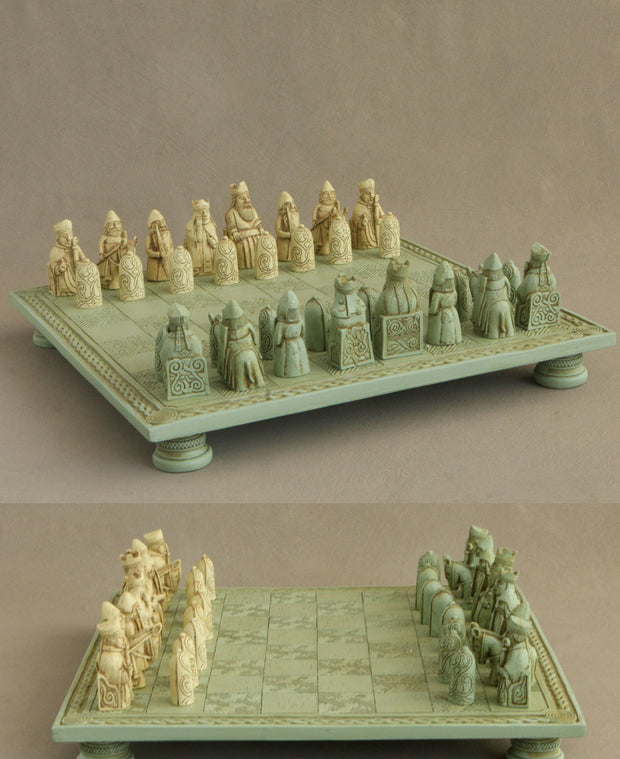 Celtic Chess Set