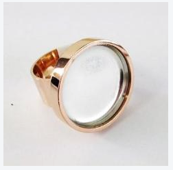 Rose gold Ring Size 10