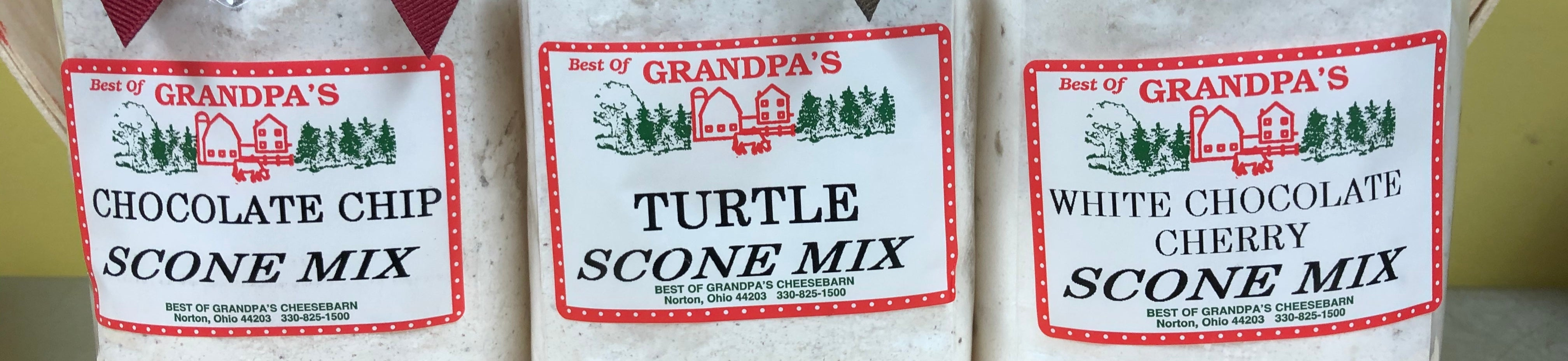 Scone Mixes