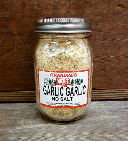 Garlic Garlic No Salt Spice