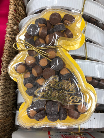 Easter Container filled with Mini Buckeyes
