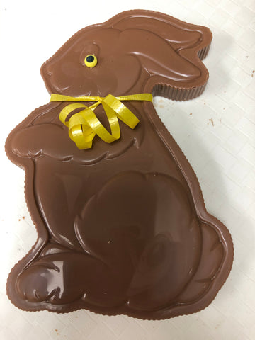 Bunny with Yellow Bow