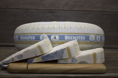 Beemster's Aged Goat Cheese