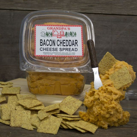 Bacon Cheddar Cheese Spread