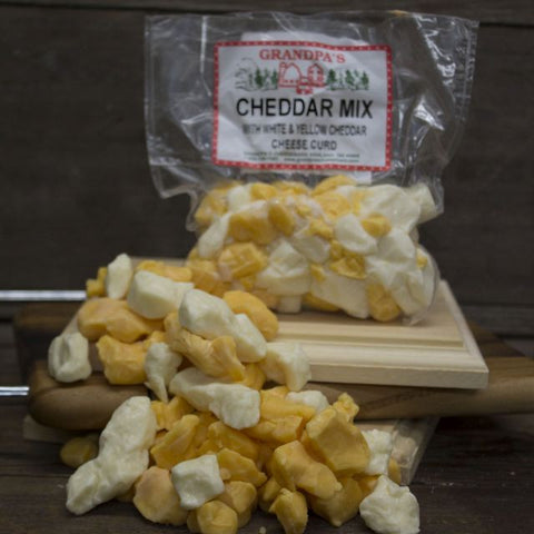 Cheddar Cheese Curd Mix