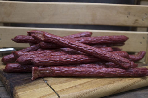 Honey Beef Sticks