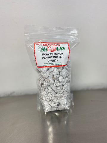 Monkey Munch Crunch (Puppy Chow)