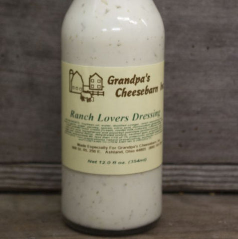Ranch Lovers Salad Dressing