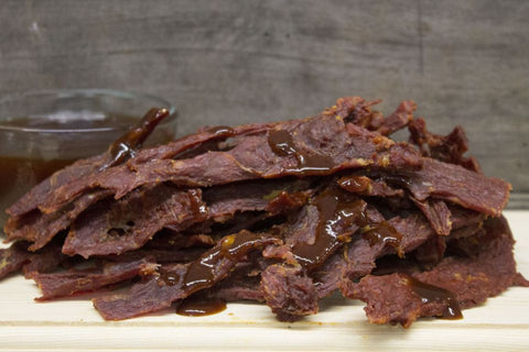 Sweet & Spicy Teriyaki Beef Jerky