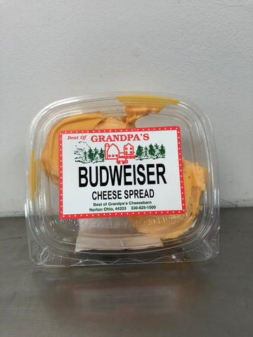Budweiser Cheese Spread