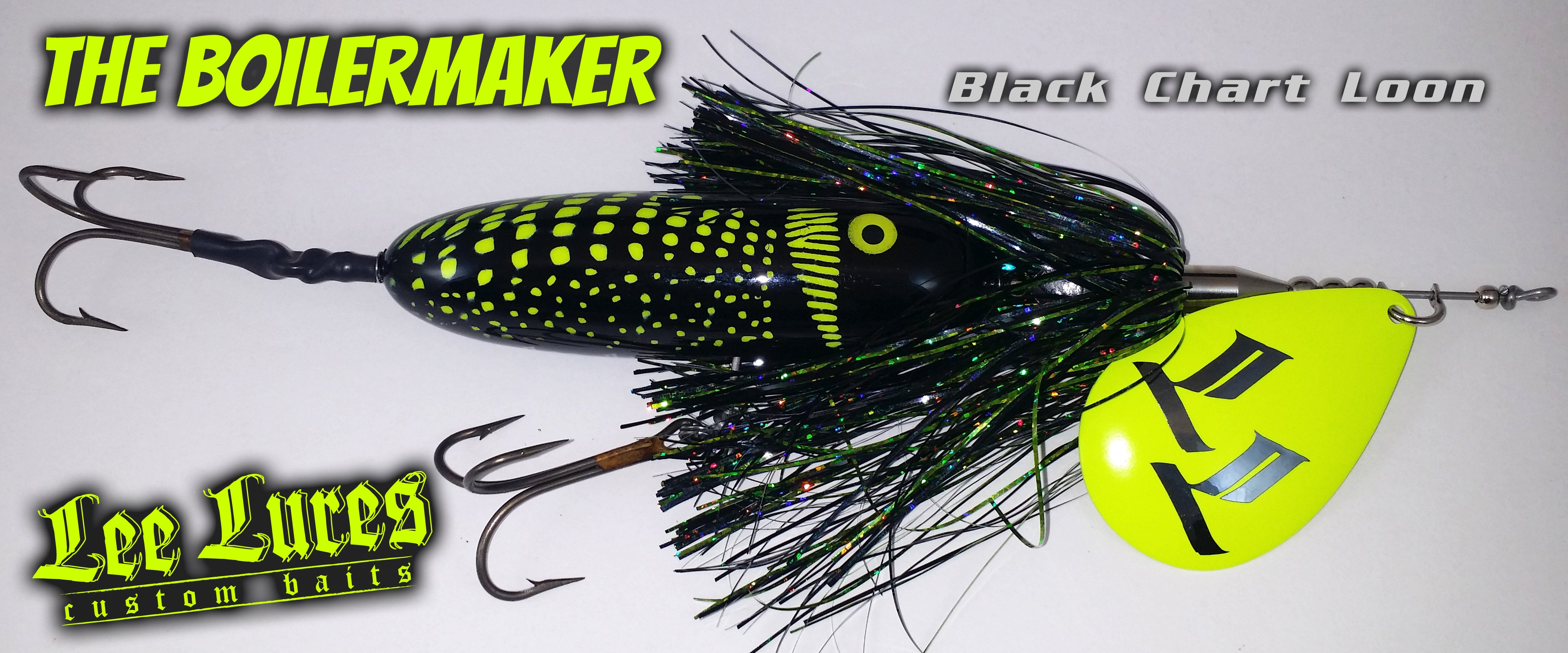 Boilermaker Lee Lures