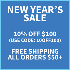 New Year's Sale for Performance Fishing Apparel