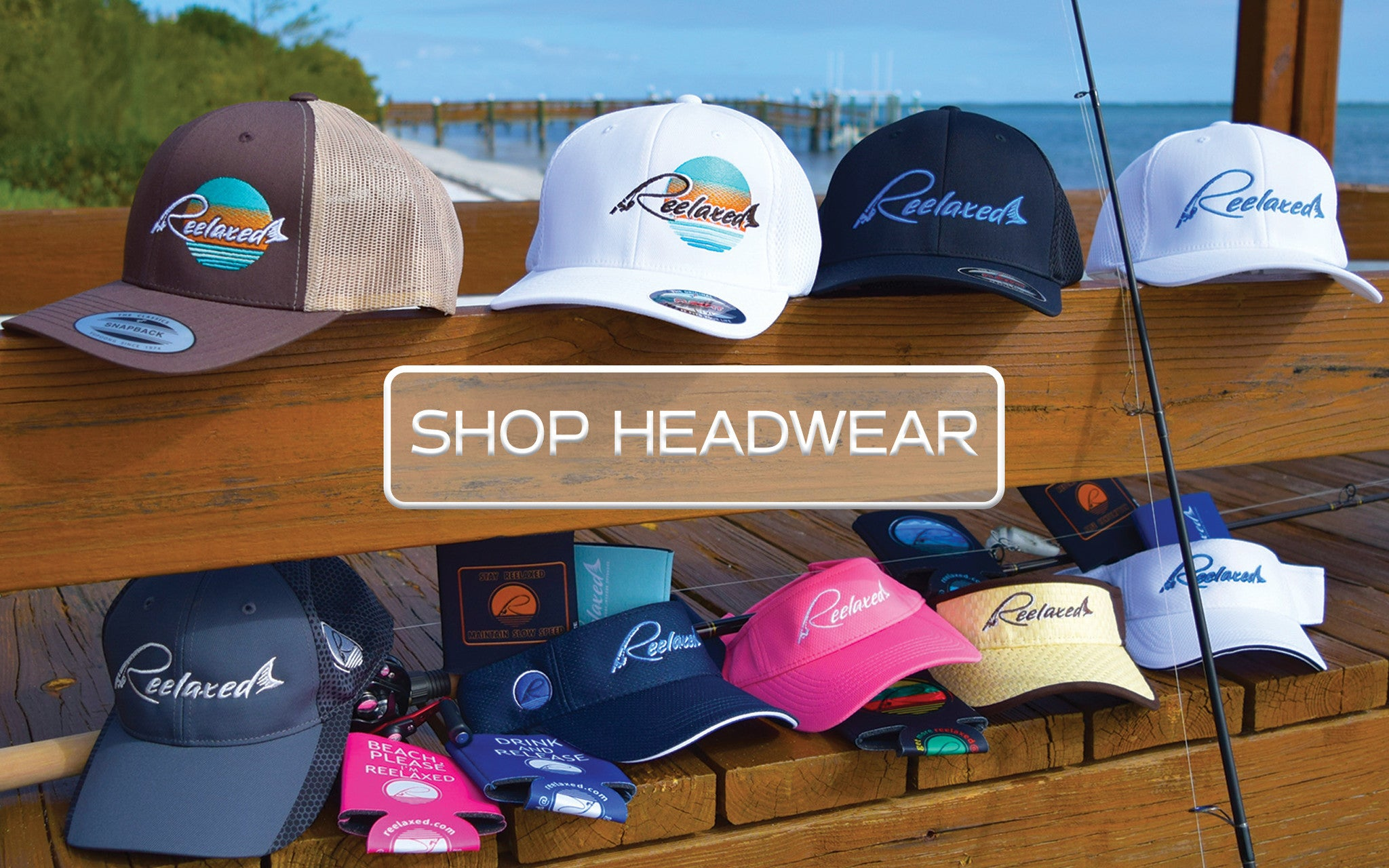 Fishing Boating Beach Hats Visors Performance and Casual