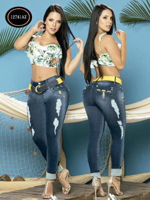 Azulle jeans