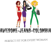 awesome jeans colombia