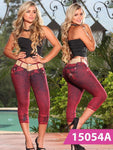 Capri Ambar - awesome jeans colombia