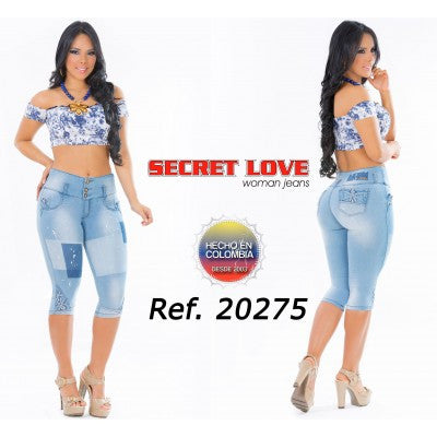 Secret Love - awesome jeans colombia