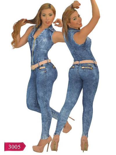 Duba-y Jumpsuit - awesome jeans colombia