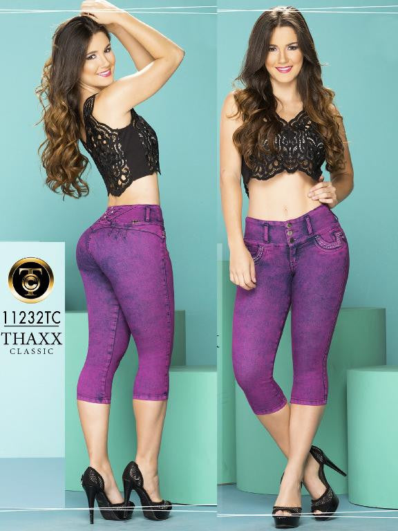 Thaxx Capri - awesome jeans colombia
