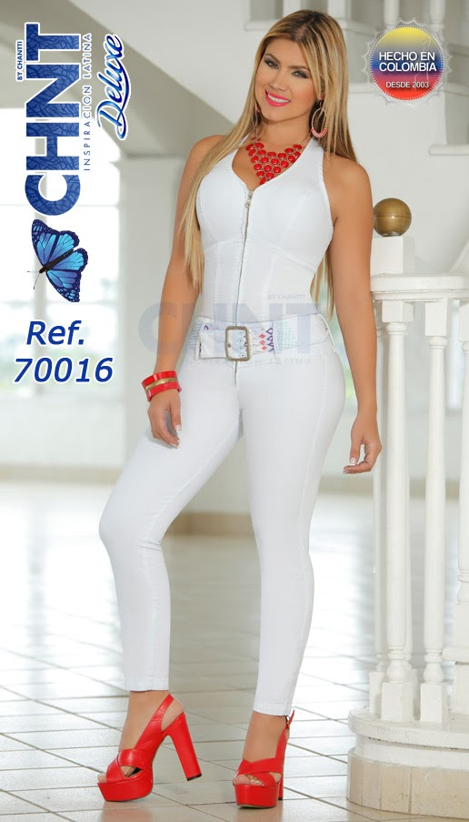 CHNT Deluxe Jumpsuits - awesome jeans colombia