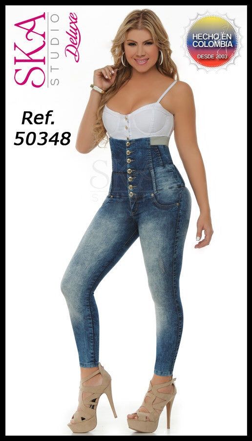 Ska Studio Hight Waisted - awesome jeans colombia