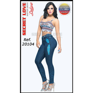 Secret Love Deluxe - awesome jeans colombia