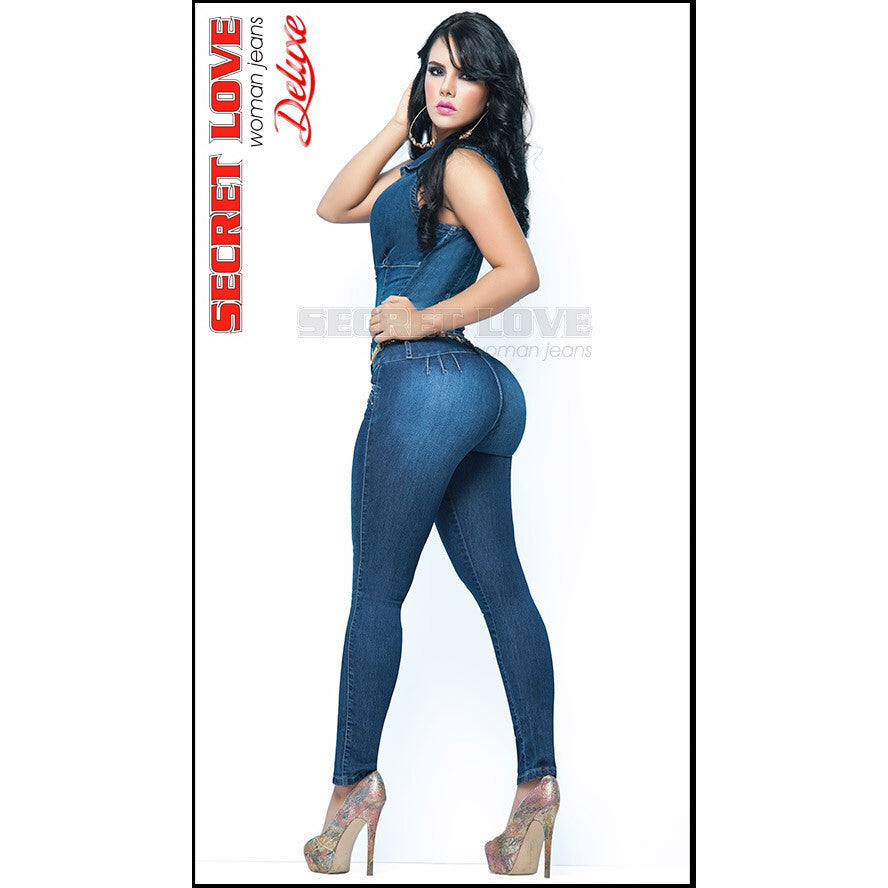 Jumpsuit Secret Love - awesome jeans colombia
