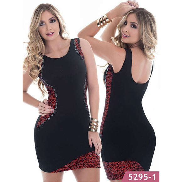 Vestido Thaxx - awesome jeans colombia