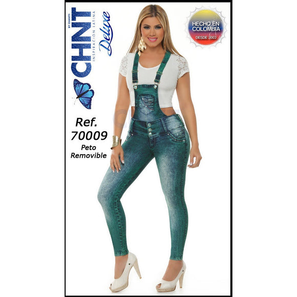 CHNT INSPIRATION LATINA SIZE 7 USA 12 COL - awesome jeans colombia