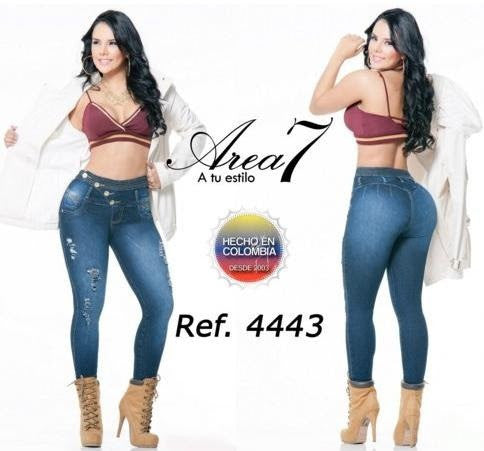 Jeans Area 7 Deluxe - awesome jeans colombia